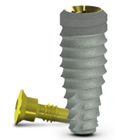 Tapered Internal Plus Dental Implant